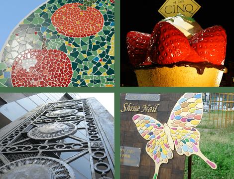 アート看板,アンティーク看板,アイアンサイン,立体造形,手書き看板,キャラクター看板